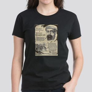 Ferdinand Magellan Mini Biography T-Shirt