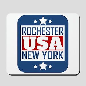 Rochester New York USA Mousepad