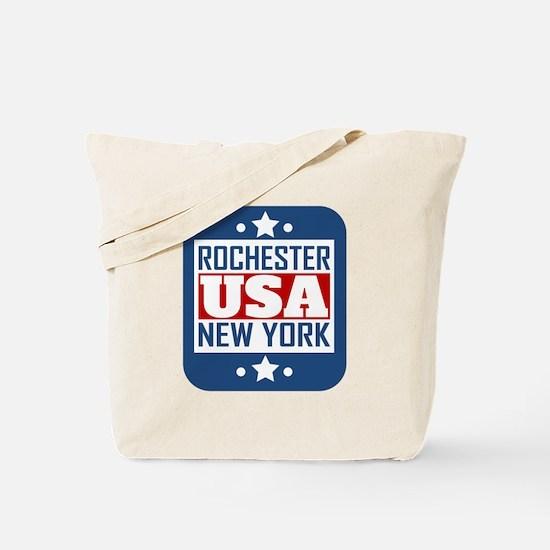 Rochester New York USA Tote Bag