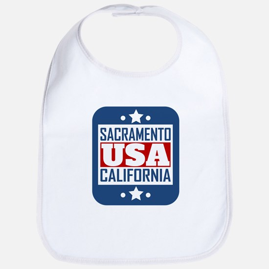 Sacramento California USA Bib