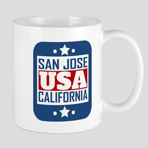 San Jose California USA Mugs