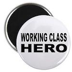 Working Class Hero Magnet