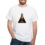 Peak A Book White T-Shirt