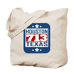 713 Area Code Bags