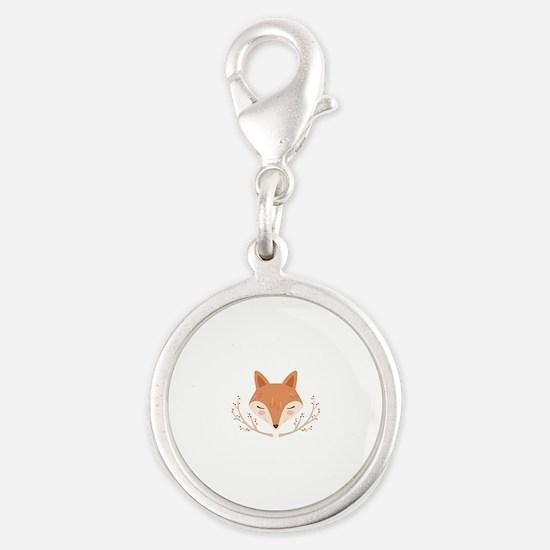 Fox Face Charms