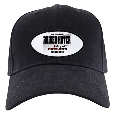 Faiders on the Move Black Cap
