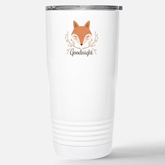 Goodnight Fox Travel Mug