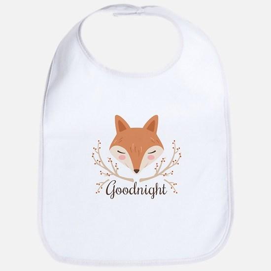 Goodnight Fox Bib