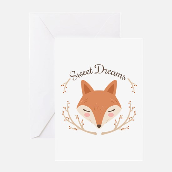 Sweet Dreams Greeting Cards