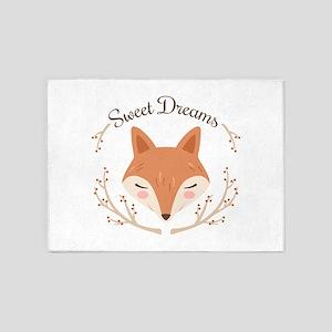 Sweet Dreams 5'x7'Area Rug