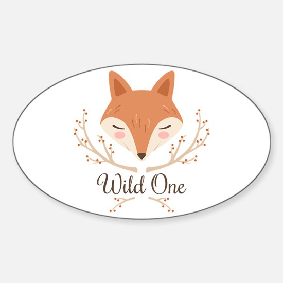 Wild One Decal