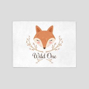 Wild One 5'x7'Area Rug