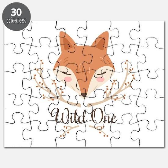 Wild One Puzzle