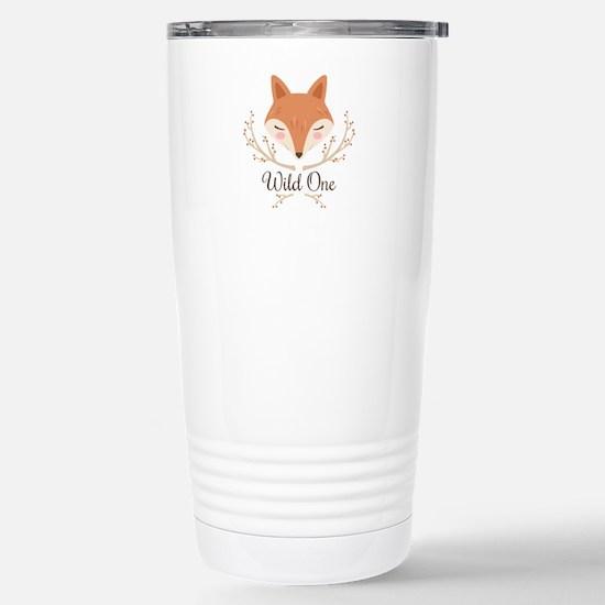 Wild One Travel Mug