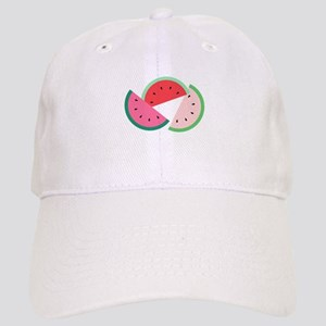 Watermelon Slices Baseball Cap