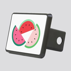 Watermelon Slices Hitch Cover