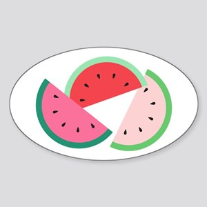 Watermelon Slices Sticker