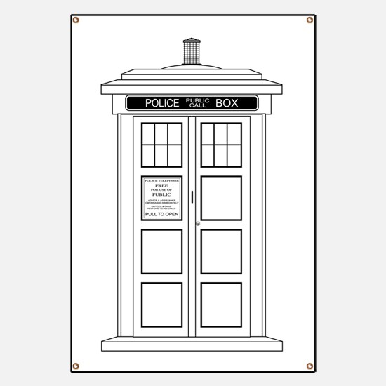 Cute Time travel Banner