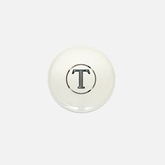Cute Tau symbol Mini Button