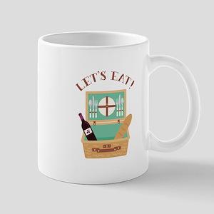 Lets Eat Mugs