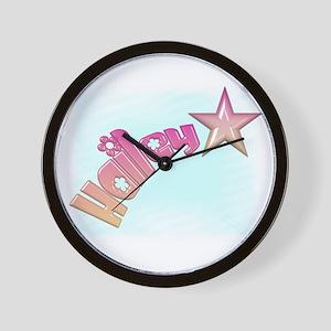 Hailey Shooting Star Wall Clock