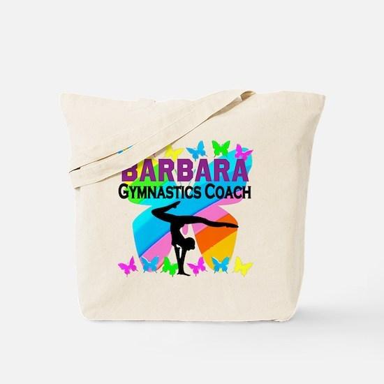 GYMNAST COACH Tote Bag