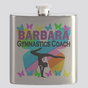 GYMNAST COACH Flask