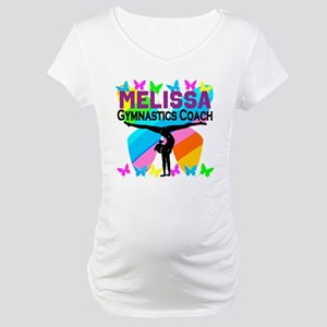 GYMNAST COACH Maternity T-Shirt