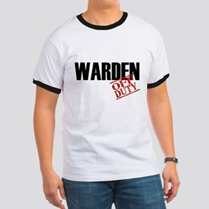 Off Duty Warden Ringer T