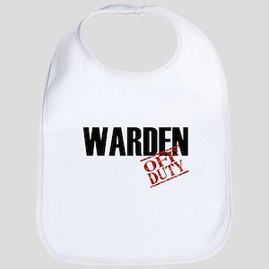 Off Duty Warden Bib