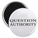 Question Authority Magnet