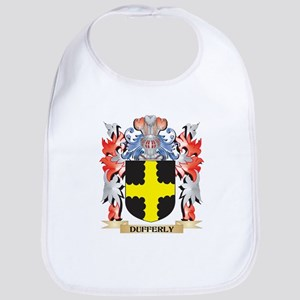 Dufferly Coat of Arms - Family Crest Bib