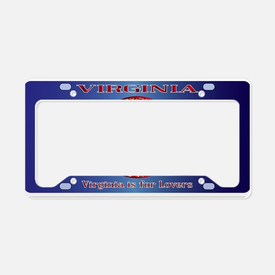 Cute Vehicle License Plate Holder
