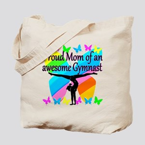 GYMNAST MOM Tote Bag