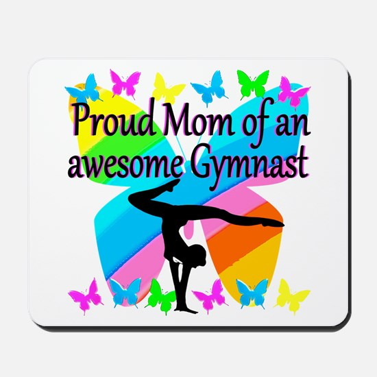 GYMNAST MOM Mousepad