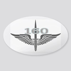 Task Force 160 (1) Oval Sticker