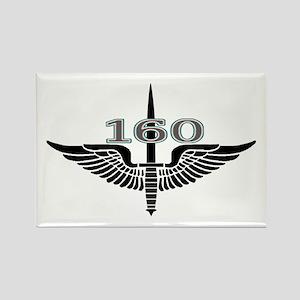 Task Force 160 (1) Rectangle Magnet