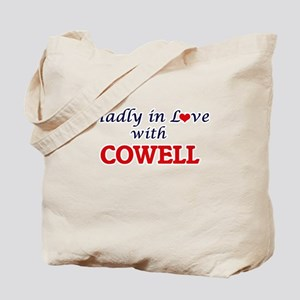 Madly in love with Cowell Tote Bag