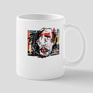 Picasso Cubist Clown Mug