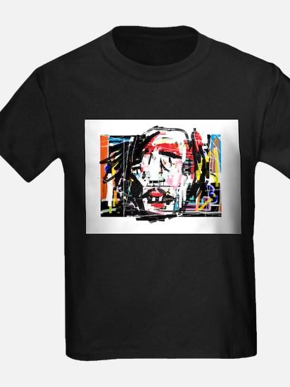 Picasso Cubist Clown T