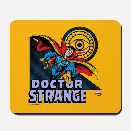 Doctor Strange Triangle Mousepad