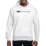 F*** Censorship Hooded Sweatshirt