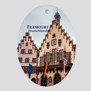 Frankfurt Oval Ornament