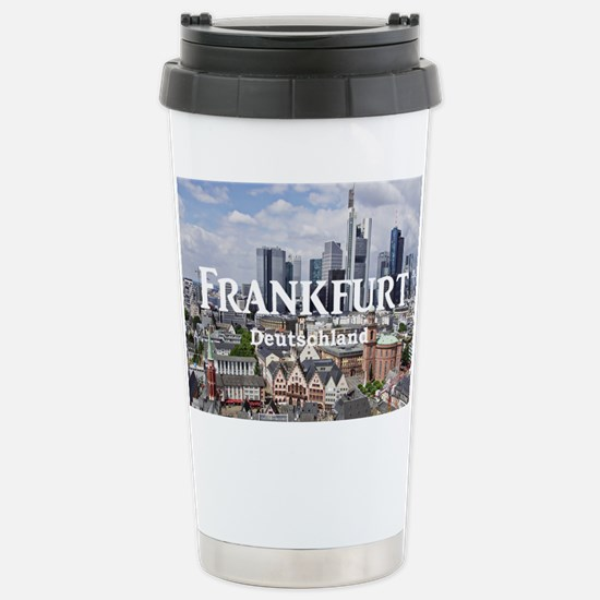 Frankfurt Stainless Steel Travel Mug