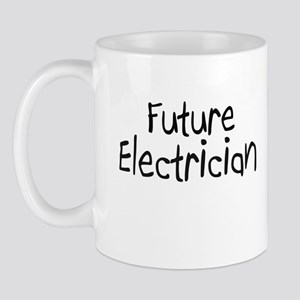 Future Electrician Mug