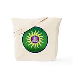Occupy Planet Earth: Go Solar! Canvas Tote Bag