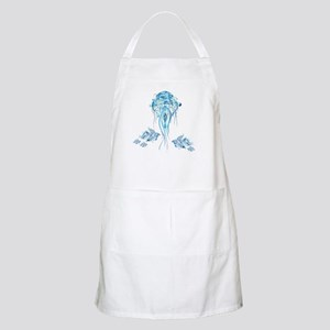 Jellyfish and Betta Fish Light Apron