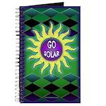 Occupy Planet Earth: Go Solar: Journal