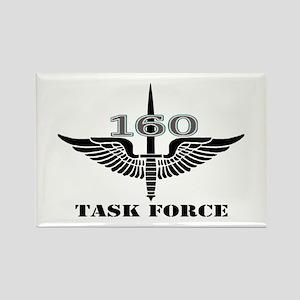 Task Force 160 (2) Rectangle Magnet