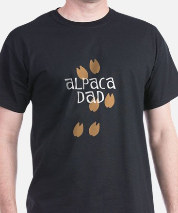 Alpaca Dad T-Shirt